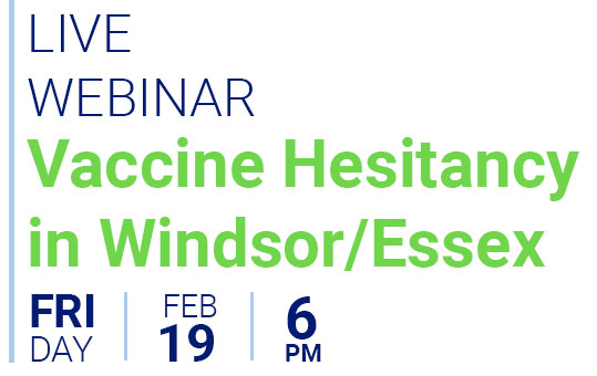 Vaccine Hesitancy Webinar