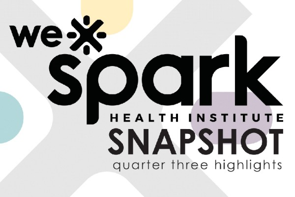 Report details progress by WE-Spark Health Institute