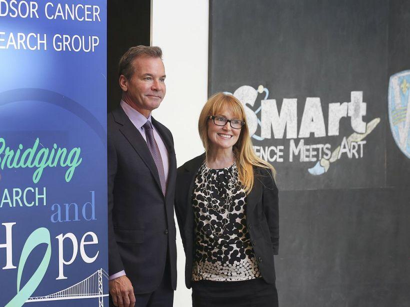 Caesars Windsor concerts to benefit Windsor Cancer Research Group