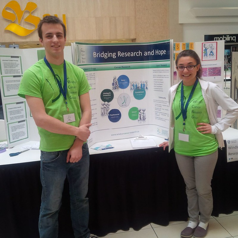 UWindsor Researcher Showcase 2015