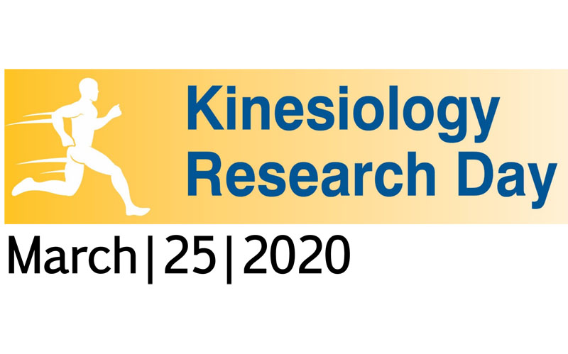Kinesiology Research Day