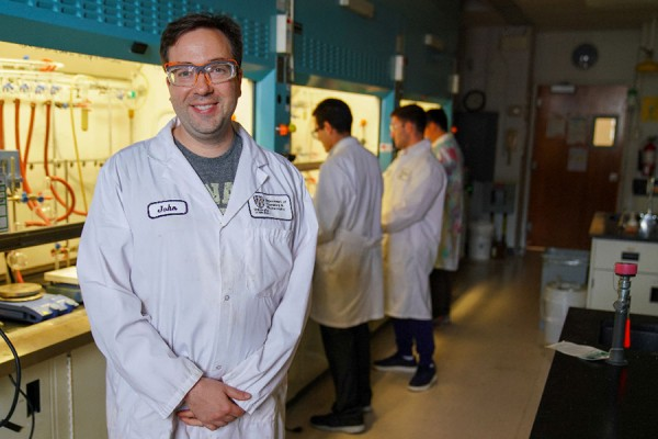 UWindsor chemists lend expertise to produce locally-made hand sanitizer
