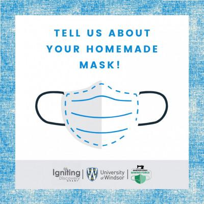 Windsor Essex Sewing Force - Mask User Survey