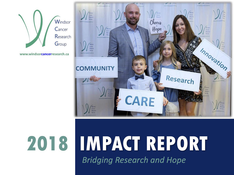 WCRG Impact Report 2018