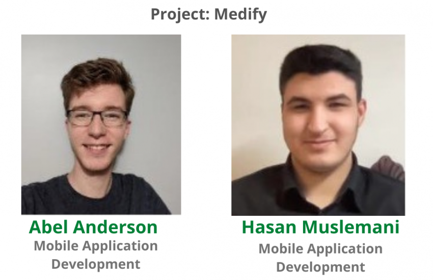 Students develop app to improve health