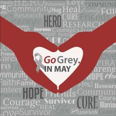 Going grey a way to raise awareness of brain tumours
