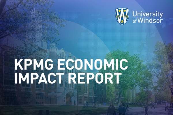 """Economic impact of UWindsor """"dramatic and transformative,"""" says report"""