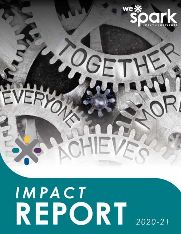 WE-SPARK Annual report shows growth