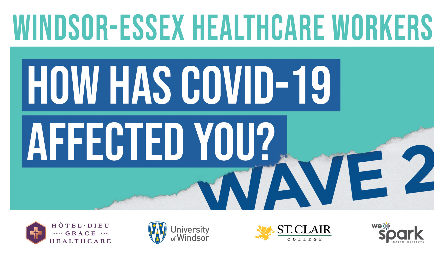 Study of COVID-19's psychological impact on local healthcare workers enters second phase